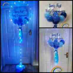 Bubble Balloon Rainbow Twisters Glasgow