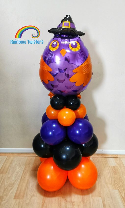 Halloween Balloons Glasgow