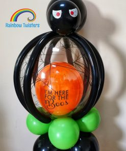 Halloween Balloons Glasgow Rainbow Twisters