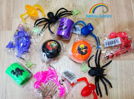 Exploding Spider Balloon by Rainbow Twisters Glasgow