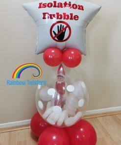 Elf Isolation Balloon Glasgow