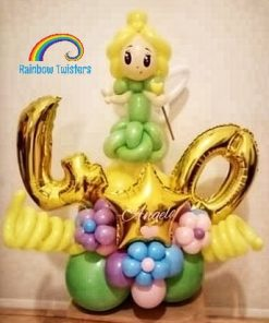 Fairy Birthday Balloon