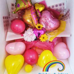 Seahorse Bouquet Box